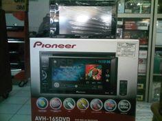 Super promo Double din PIONER 175 DVD