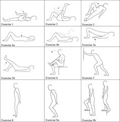 physiotherapy exercises for lower back pain , Health, lifestyle, diet ...