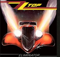Eliminator- Album Cover- Sharp Dressed man