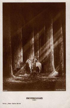 Die Nibelungen, Fritz Lang