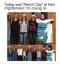 Definitely the best type of Ranch.