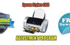 Epson Stylus Adjustment Program is Working For Service Required Error, and Waste pad Counter, Life End, All Lights Blinking, Head Adjustment Ect. Find Password, Something Like You, Epson Ink, Inkjet Printer, Stylus, Programming, Software, Artisan, Style