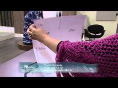 Blusa Egypto por Vitoria Quintal parte 1 - YouTube