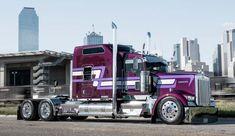 Peterbilt 379, Kenworth Trucks, Show Trucks, Big Rig Trucks, Semi Truck Parts, Truck Paint, Cab Over, Camping, Classic Trucks