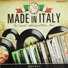 Ontdek en luister op Muziekweb: Made in Italy : The complete anthology of Italian music ; vol.3 & 4 (2)