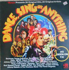 COMP Dance, Sing etc Ronco 1975