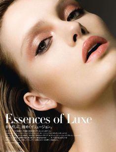 Vogue Beauty Japan October 2011 by Hiroshi Kitomi