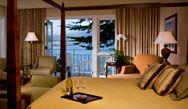 The Inn at Spanish Bay - light the fireplace, open the sliding glass door...lovely! Someday I hope to return there.