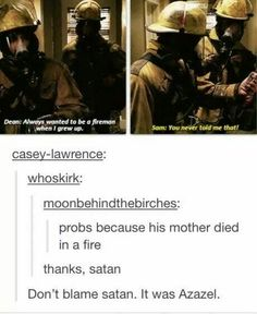 Satan and Azazel