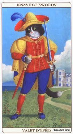 Marseille Cat Tarot - Buscar con Google