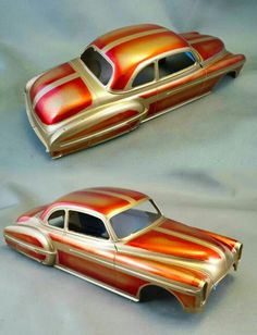 Cool Paint Work. Lowrider Model Cars, Diecast Model Cars, Ho Slot Cars, Slot Car Racing, Car Paint Jobs, Custom Hot Wheels, Model Hobbies, Model Cars Kits, Vintage Models