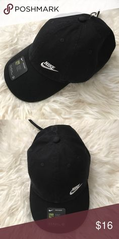 ‼️FINAL PRICE‼️Women's Nike Hat New with tags. One size fits all. Adjustable back closure. 🚫No trades, price is FIRM. **ALL ITEMS SHIP SAME OR NEXT BUSINESS DAY** Nike Accessories Hats