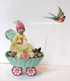 Wee Fairy Carriage