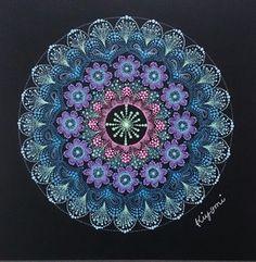 ☆曼荼羅アート:自分を知る旅~OSHO禅タロット&曼荼羅アート~