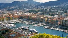 Fly into the Nice Côte d'Azur International Airport before heading to Monaco. Go shopping, sample the local cuisine, go sightseeing and make sure you visit Castle Hill, Musee National Marc Chagall, Old Town, Cours Saleya Market and Parc du Chateau. Wrap up your day by watching the sunset while strolling along the Promenade des Anglais, a famous street along Nice's Mediterranean waterfront.
