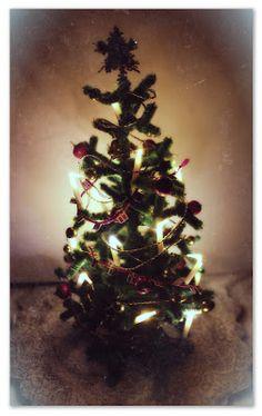 Nukkekodin Lumo: Joulukuusi, osa 1. Rakentaminen
