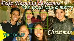 Feliz Navidad deseamos ~ We wish you a merry Christmas | QUEHAYHOYPIPE