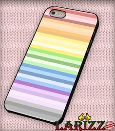 """Vintage Stripes for iPhone 4/4s, iPhone 5/5S/5C/6/6 , Samsung S3/S4/S5 Case """"005"""""""