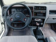 Ford Sierra XR4i 1984