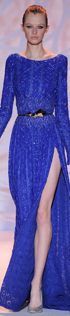#ZuhairMurad Couture Fall 2014