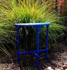 TREASURY LIST ITEM  Vintage Cobalt Blue by ElizabethLaneBoutiqu, $44.50