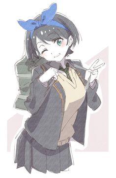 Girls Characters, Fanart, Otaku, Boy Or Girl, Anime Art, My Arts, Geek Stuff, Wallpaper, Drawings