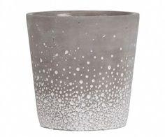 Concrete 'bubble' pot – Stacks Furniture Store