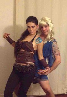 Daenerys targaryen and...