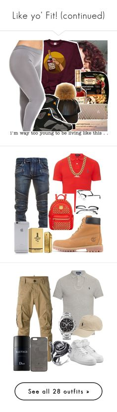 """""""Like yo' Fit! (continued)"""" by hellacurlz2000 ❤ liked on Polyvore featuring Sonix, Bordeaux, Balmain, Timberland, Polo Ralph Lauren, Native Union, Paco Rabanne, MCM, Persol and men's fashion"""