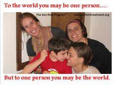 Vencer Autismo: Uma mensagem especial...