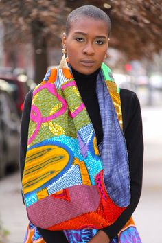Reversible Circle Loop Patchwork Ethnic African by tribalgroove