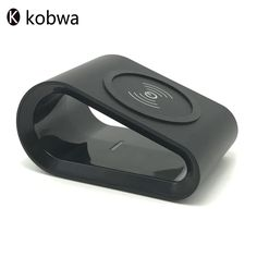 Kobwa Phone Fast Charger High Speed Mini Wireless Charger Stand Dock Device For iPhone 5/5S/5C Samsung Galaxy Note 5/s7 Edge/S6