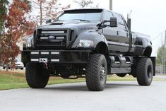"F650 SuperTruck. I'd say ""SuperTruck"" fits very well. Not a Ford fan, but I LOVE these trucks!"