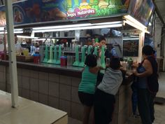 Juice, market Lagos de Moreno
