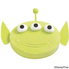 Toy Story Alien. I want this for me! Maybe I should have a Toy Story themed 30th Birthday Party.