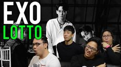 EXO | LOTTO MV Reaction [4LadsReact]