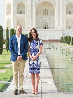 Find Out Why Prince William and Princess Kate Almost Never Hold Hands in Public (Even at the Taj...