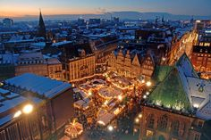 10 of the Best German Christmas Markets to Visit - The Department of WanderingThe Department of Wandering