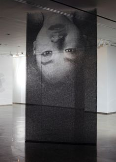 Seung Mo Park .::. Layers of wire mesh