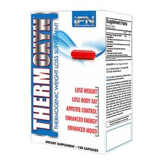 iForce Nutrition Thermoxyn - 120 capsules #fitness #healthy #health #sports #fitnessmodel #gym