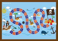 Társasozzunk! – Anya játsszunk! Pirate Preschool, Pirate Activities, Pirate Games, Preschool Activities, Pirate Day, Pirate Life, Pirate Theme, Pirate Treasure, Treasure Island