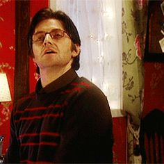 """""""Cobblers!""""  Adorable!  Richard Armitage as Harry Jasper Kennedy on The Vicar of Dibley."""