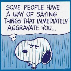 Poor Snoopy
