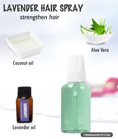TOP 6 HOMEMADE ALL NATURAL HAIR SPRAYS FOR SOFT, SHINY AND HEALTHY HAIR