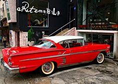 1958 Impala...Brought to you by #HouseOfInsurance #EugeneOregon