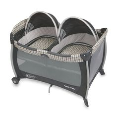 Graco® Pack ''n Play® Playard with Twin Bassinets (Vance™) - buybuy BABY