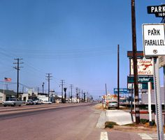 Huntington Beach in the 1960s