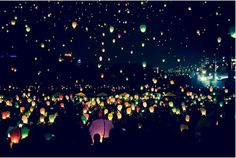 Uploaded by love sucks. Find images and videos about beautiful, photography and night on We Heart It - the app to get lost in what you love. Umpa Lumpa, Wedding Animation, Art Tumblr, Floating Lanterns, Sky Lanterns, Floating Lights, Paper Lanterns, Night City, Arctic Monkeys