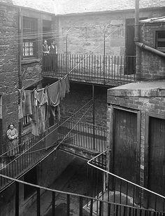 Dundee City, Fire Escape, Industrial Architecture, Brickwork, Landscape Photos, Brooklyn Bridge, Historical Photos, Old Photos, Wonders Of The World