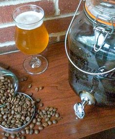 How to cold brew coffee for beer